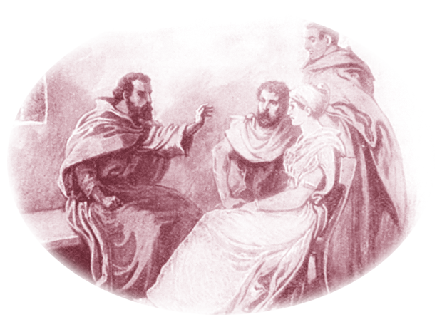 the Apostle Paul teaching