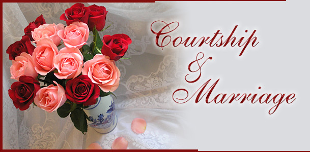Essay on courtship and marriage